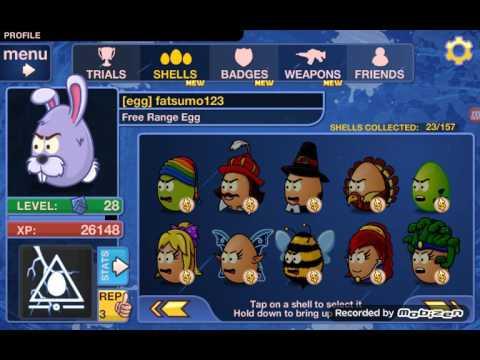 How to get secret egg shells in bad eggs online 2