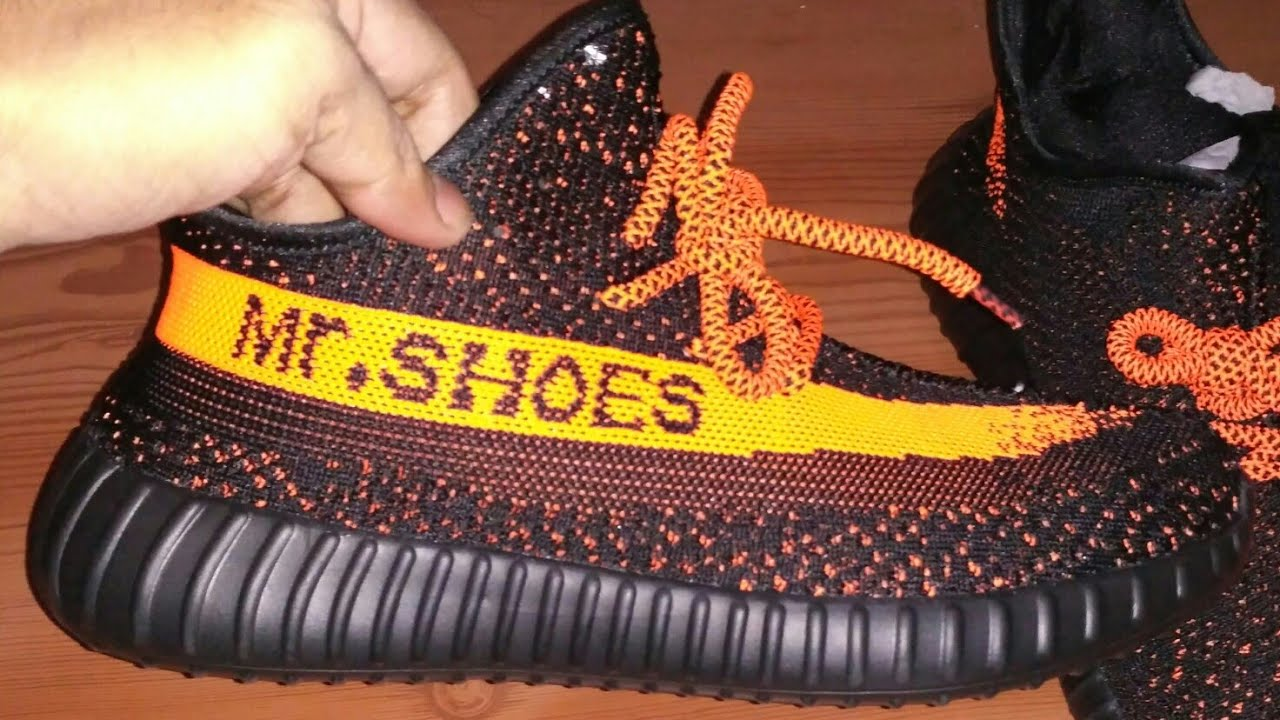 black yeezy shoes by Mr Shoes