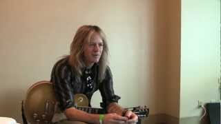 Doug Aldrich (Whitesnake) Interview
