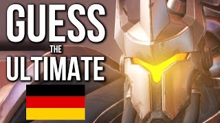 Overwatch Quiz | GUESS the ULTIMATE German Edition