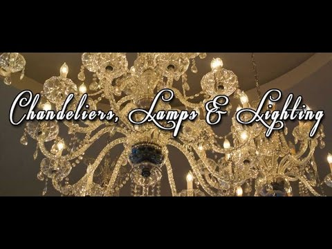 Green's Antiques - Antique, Modern & Contemporary Chandeliers, Lamps & Lighting
