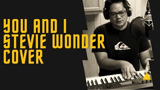 Stevie Wonder - You and I (cover) -  piano / vocal by Leo Cagape