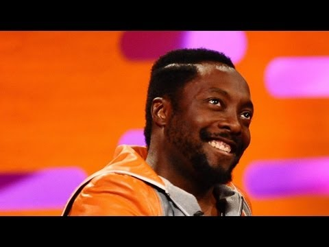 will.i.am: Michael Jackson & Horse-Riding (The Graham Norton Show)