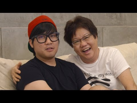 What Did Jinnyboy's Mum Think Of Him Studying At Curtin University?