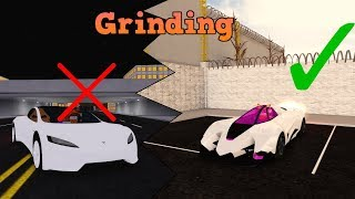 HOW TO GRIND: ROBLOX: Vehicle Simulator