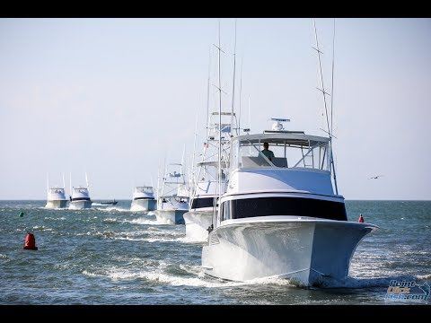 2018 Hatteras Marlin Club Blue Marlin Tournament Highlights
