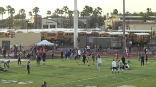 JVB 300m H at Sunset Finals 5-8-14 - Los Alamitos Boys