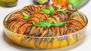 Рататуи. Французская кухня. Рецепт от Всегда Вкусно!
