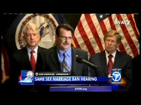 Appeals court to hear arguments on Virginia gay marriage ban