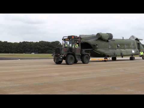 Antonov haalt Chinooks