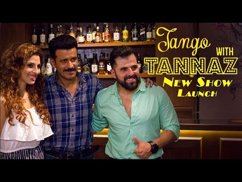 Tango With Tannaz | Promo | Comedy Chat Show With Tannaz Irani | Tango With Tannaz Show Launch 2018