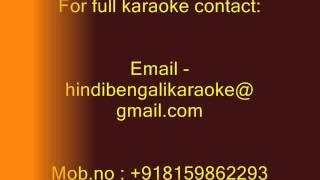 Jumma Chumma De De - Karaoke - Hum (1991) - Sudesh Bhonsle ; Kavita Krishnamurthy