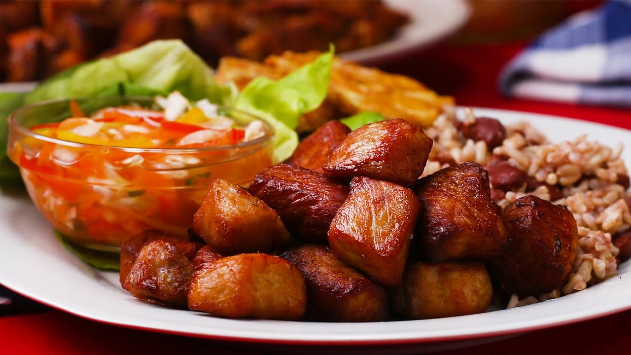 Haitian Griot And Pikliz Youtube