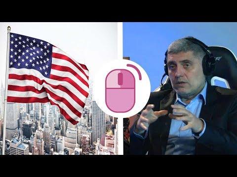 Miroljub Petrović priča o tome kako je otišao u Ameriku.