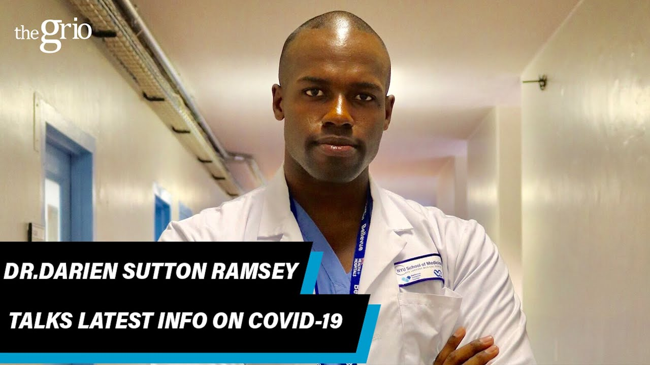 Is the Black community immune to Coronavirus? Dr. Darien on COVID-19