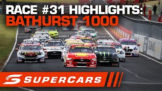 Highlights: Race #31 - Supercheap Auto Bathurst 1000 | Supercars 2020