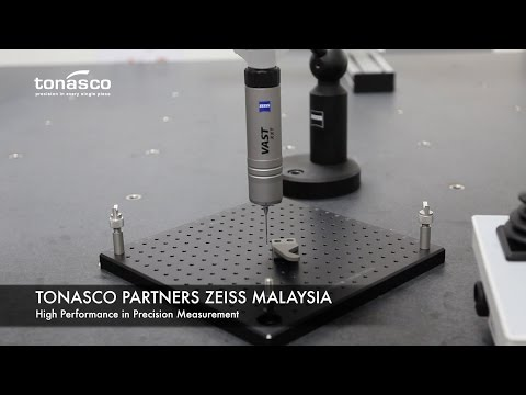 Tonascos Partner ist Zeiss Malaysia