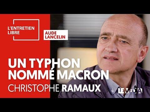 UN TYPHON NOMMÉ MACRON - CHRISTOPHE RAMAUX