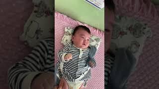 4개월 아기 예방접종 이혀니는 잘 맞았을까?
