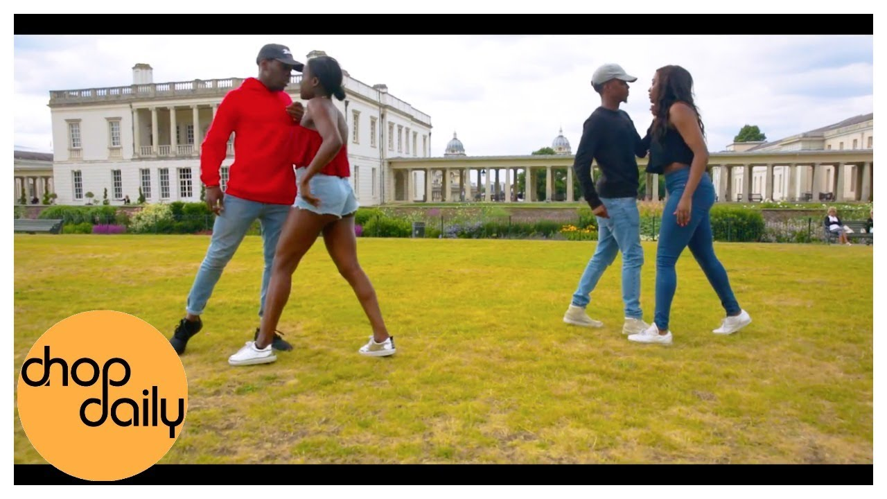 Afrobeats Dance Mashup Video
