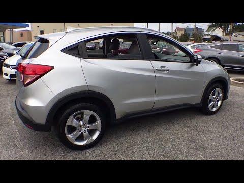 2016 Honda HR-V White Plains, New Rochelle, Westchester, Scarsdale, Greenwich, NY U22977L