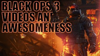 BO3 EXPECTATIONS AND AWESOMENESS! - New videos coming!