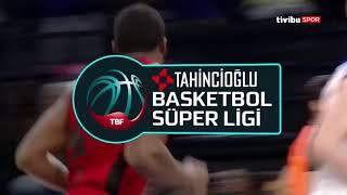 #BSL 8.  Hafta: Anadolu Efes - Gaziantep Basketbol