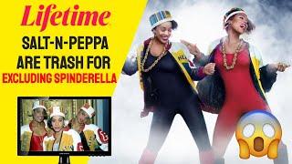 Salt-N-Peppa Are Trash For Excluding DJ Spinderella In Lifetime Biopic