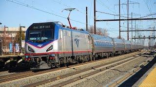 Sunday after Thanksgiving Railfanning on Amtrak