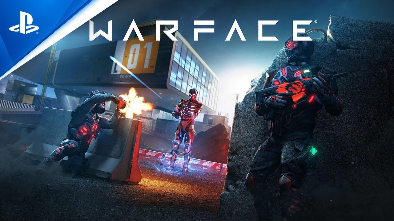 Warface | Blackwood Raid | PS4