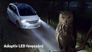 Mindig Utat Mutat: Opel Adaptív LED-fényszóró