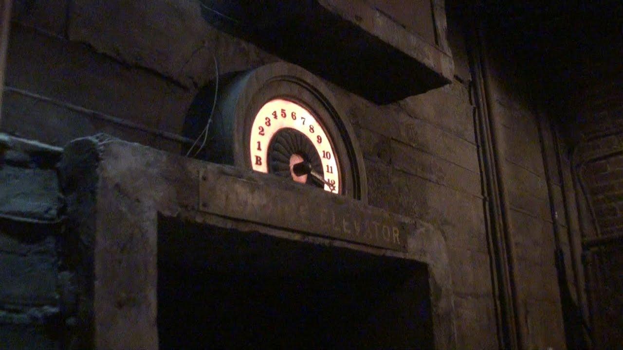 Twilight Zone Tower of Terror Disney World Video