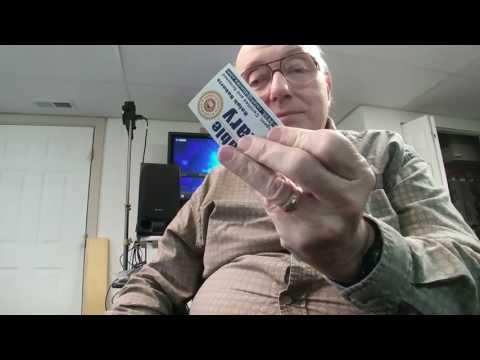 Biz Card Sleight of Hand
