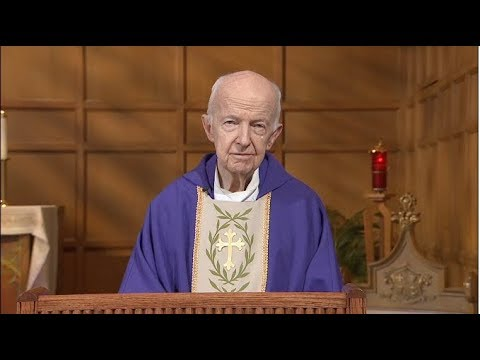 Catholic Mass on YouTube | Daily TV Mass (Monday April 15 2019)