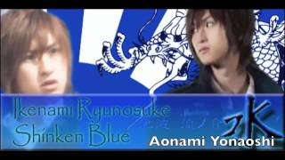 I do not own these songs like out fan page for more Sentai & Toku r...