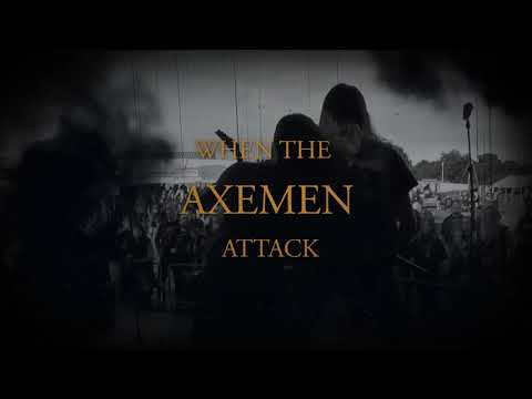 Booze Control - ATTACK OF THE AXEMEN (Lyric Video)
