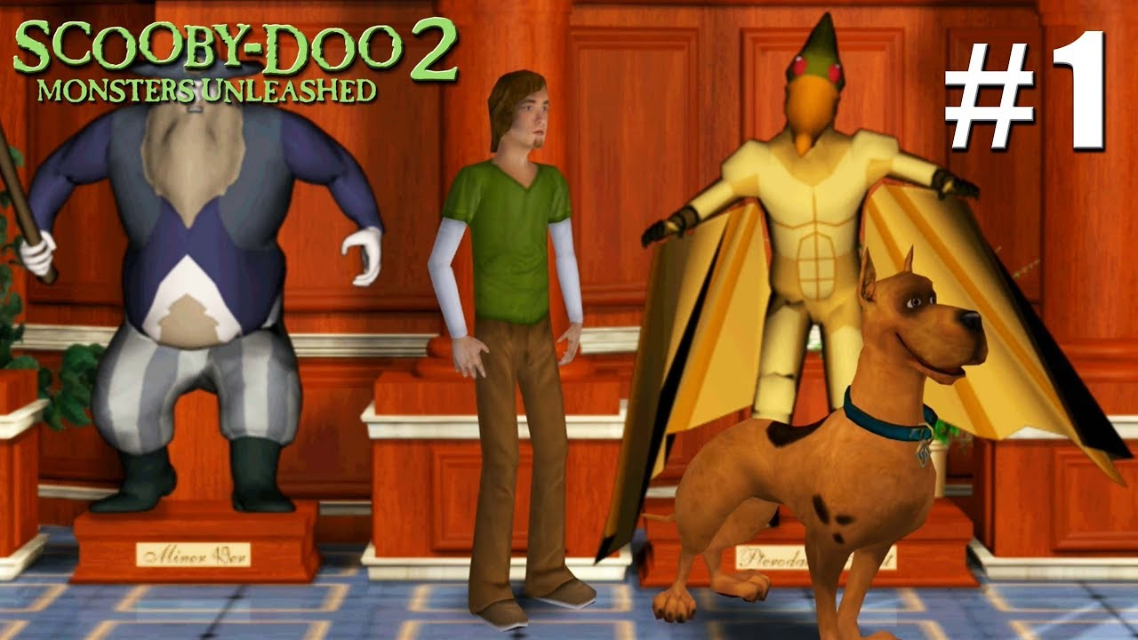 Scooby Doo 2 Monsters Unleashed Pc Walkthrough Gameplay Part 1 Youtube