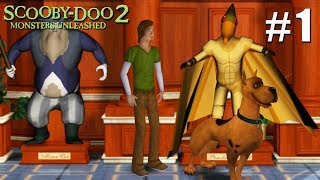 Scooby Doo 2: Monsters Unleashed - PC Walkthrough Gameplay PART 1