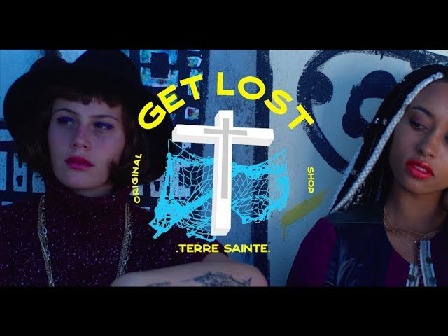 NEW COLLECTION // Get Lost With Us - Terre Sainte