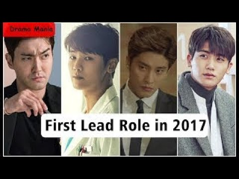 10 Korean actors who leaped from second lead syndrome to stardom in 2017
