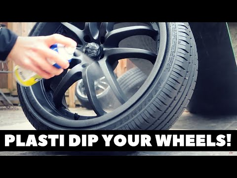 Plasti Dip Your Wheels | To Do/Not To Do!