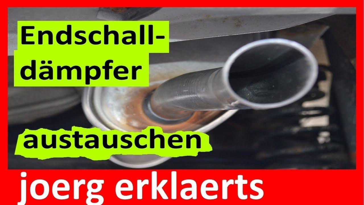 SEAT IBIZA  1.0  1.4  Endschalldämpfer Endtopf Auspuff Schalldämpfer Auto-Ersatz- & -Reparaturteile Auspuffanlagen & Teile