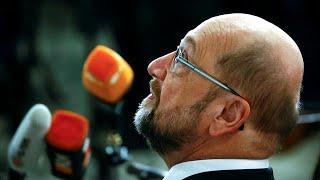 SPD-Chef Martin Schulz wirbt um neue Groko