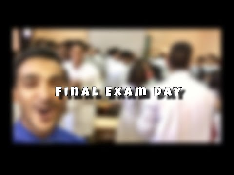 FINAL(RUSSIA)  EXAM DAY VLOG#11 || DOCTOR DOCTOR VLOGS ||