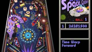 [遊戲剪報] Microsoft 3D Pinball Space Cadet Cheat