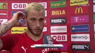 Österreich : Nordirland - 1:0 - Der Matchwinner Arnautovic!