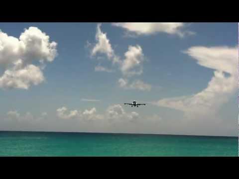 St Maarten Air France