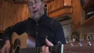 Lionel McClellend sings a man