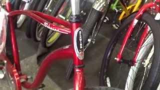 Велосипед круизер Schwinn Cruiser One Man (2014)(Купить велосипед круизер Schwinn в Санкт-Петербурге в интернет-магазине: http://trenager.ucoz.com/shop/velosipedy/velosipedy-schwinn/kruizery-..., 2014-06-12T13:26:13.000Z)