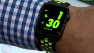 Hands-on NIKE VISION OF APPLE WATCH SERIES 2